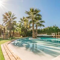 Beautiful home in Rute w/ Jacuzzi, Outdoor swimming pool and 2 Bedrooms