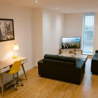 Bracknell Lexicon 4-Bed Apartment Royal Winchester