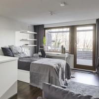 Gemütliche, zentrale, ruhige Ein-Zimmer-Wohnung P30
