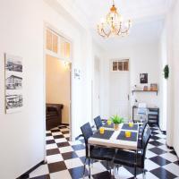 appartement haussmannien centre ville Casablanca