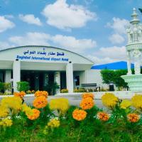 Baghdad Intl. Airport Hotel, hotel near Baghdad International Airport - BGW, Baghdād