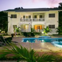 Villa Koket, hotel en Glacis