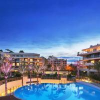 Parc du Cap sea view apartment