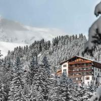 Hotel Alpensonne - Panoramazimmer & Restaurant, отель в Арозе