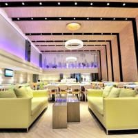 Green World Hotel - Zhonghua, hotel v Taipeju