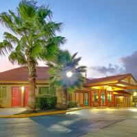 Hobby Airport Inn, hotel near William P. Hobby Airport - HOU, Houston