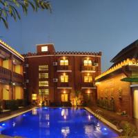 Golden Classic Hotel Bagan, hotel in Bagan