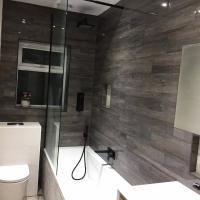 Double Bedroom, Kings Lynn, New Renovated Bathroom
