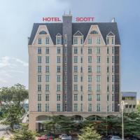 Scott Hotel KL Sentral, hotel v Kuala Lumpurju