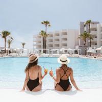 Hotel Garbi Ibiza & Spa, hotel en Playa d'en Bossa