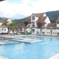 Superior / Deluxe Hotel Room at Selesa Resort, hotel in Bentong