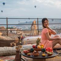 Lunar Cappadocia Hotel, отель в Гёреме