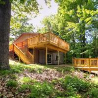 Remodeled Red Cedar Lake Home with Pontoon Rental!