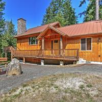 Right Arm Ranch Family Cabin in Port Angeles!, hotel in Port Angeles