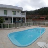 TEMPORADA - ILHEUS - CASA - 03 suites, piscina, wifi - SKY
