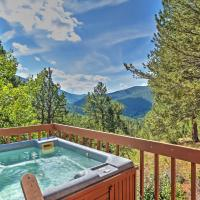 'Horseshoe Lodge' Divide Cabin with Hot Tub!