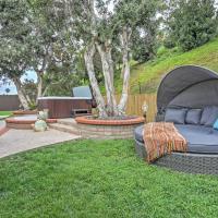 Wonderful Solana Beach House w/ Pvt. Yard+Hot Tub!, hotel in Solana Beach