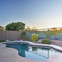 Peoria House with Private Pool 16Mi to Lake Pleasant!