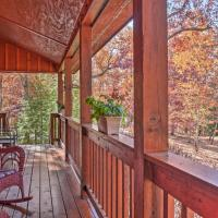 Scenic Family Cabin with Porch on Lookout Mountain!