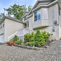 5-Star Roomy, Tranquil Pocono Home-Hike, Ski, Golf