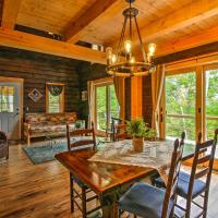 Charming Cabin on 70+ Acres, 15 Min to Montpelier