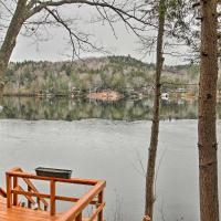 Waterfront Home on Lake Sunapee with Private Dock!, hotel in Georges Mills