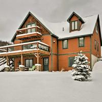 Mountaintop Ellicottville Home with Deck Near Skiing!