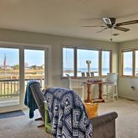 Waterfront West Ocean City Home with Skyline View!