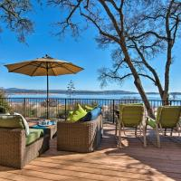 Spacious 'Casa d'Amore' Granite Bay Lake House!