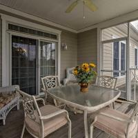 Luxury Bethany Beach Condo with Pool on Golf Course, hotel in Ocean View