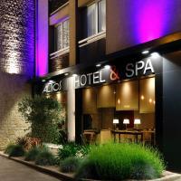 Altos Hotel & Spa, hôtel à Avranches