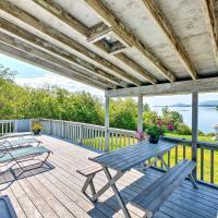 Ocean View Lamoine Home Near Acadia National Park!