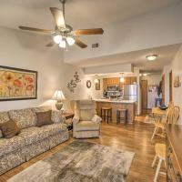 Condo with Community Pool, 2Mi to Silver Dollar City!, hotel in Branson West