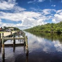 Cozy Everglades City Studio Cabin - Steps to Bay!