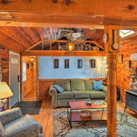 Work, Play and Get Away Cabin - Near Higgins Lake!, hotel in Roscommon