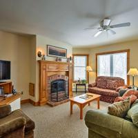 Ski-in and Ski-out Luxury Condo at Jay Peak Resort!, hotel in Jay