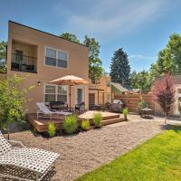 Bozeman Home with Landscaped Yard - Walk to Downtown
