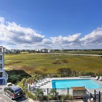 Carolina Beach Condo with Comm Pool - Walk to Beach!