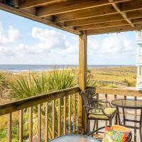 Oceanfront Carolina Beach Condo - Walk to Beach!
