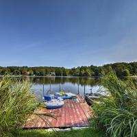 Waterfront Highland Lakes House with Dock-Near Park!