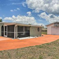Updated Lehigh Acres House with Screened Porch!
