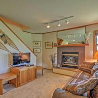 Steamboat Springs Condo with Hot Tub on Ski Bus Route