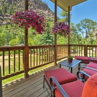 Updated Home with Mtn Views 1 Block to Downtown Ouray