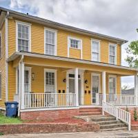 Charming Apartment with Macon Views Less Than 1 Mi to Mercer!