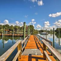 Crystal River House with Access to Dock, Gulf 7 Mi!