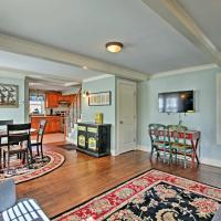 Remodeled Farmhouse in Waterford Near 2 Beaches!, hotel in Waterford