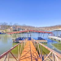 Waterfront Lake of the Ozarks Cabin with Boat Dock!, hotel in Camdenton