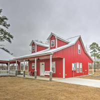 Higden Home with Yard - 3 Mi to Greers Ferry Lake!