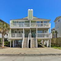Condo with 2 Decks - Steps from Wrightsville Beach!, hotel in Wrightsville Beach