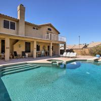 Goodyear Retreat with Spa Less Than 1 Mile to Estrella Golf!